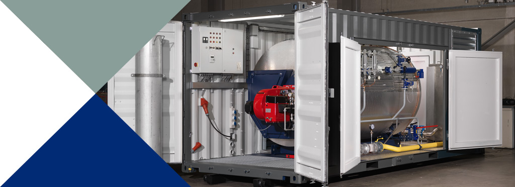 Dampfkessel mieten - Eco Steam and Heating Solutions