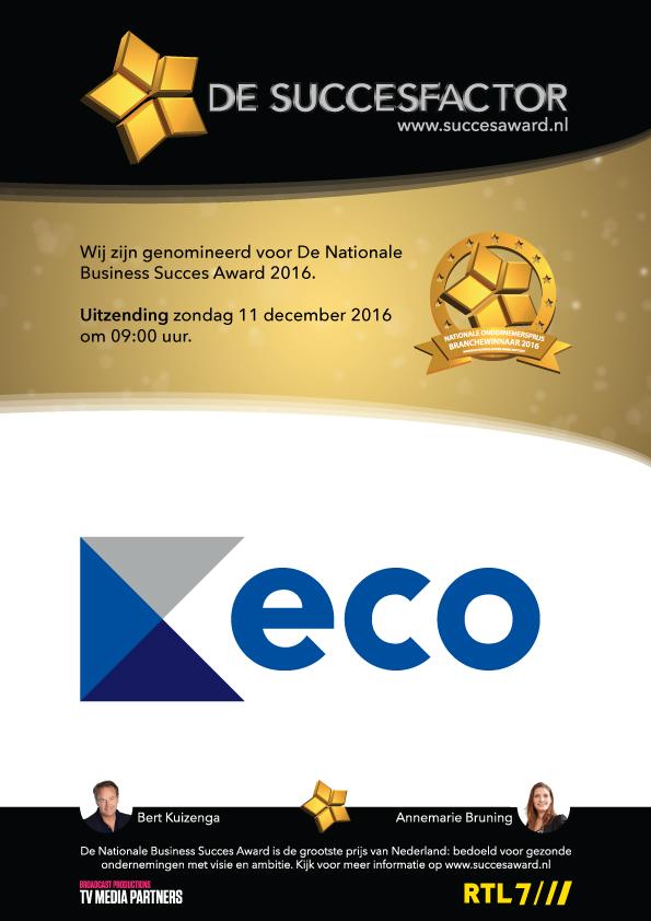 Eco op RTL 7!